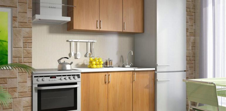 Хороший кухонный гарнитур эконом-класса – реальность или миф?